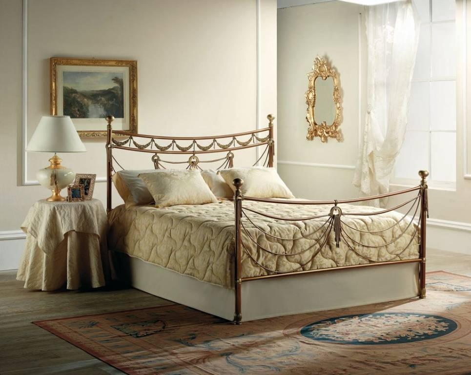 Letto matrimoniale ottone usato varie forme di mobili idea e camera da letto - Letto cantori usato ...
