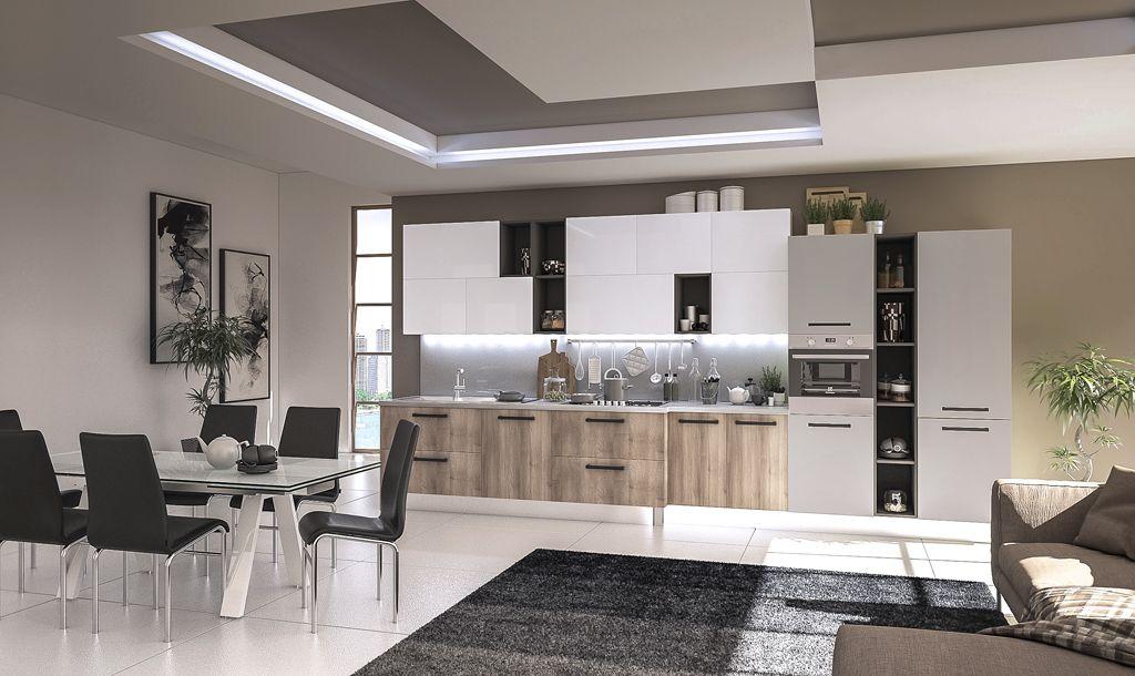 Hart cucine cucine moderne harte cucina vela emmerre for Harte arredamenti