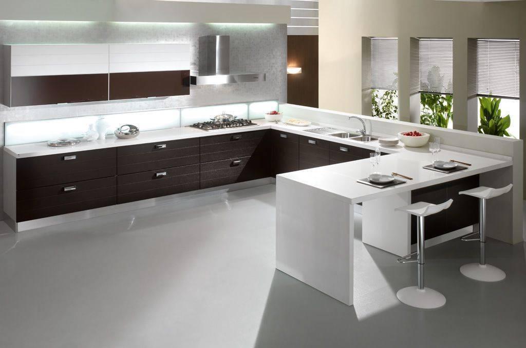 Cucine moderne ad angolo con penisola kk16 regardsdefemmes - Cucine angolari ...