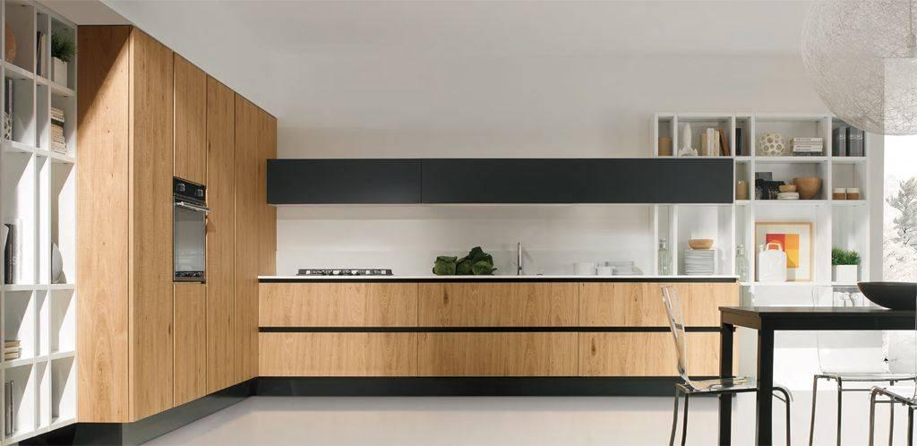 Beautiful Cucine In Rovere Naturale Pictures - Design & Ideas 2017 ...