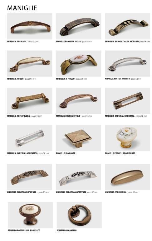Hart - Maniglie classiche per mobili ...